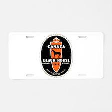 Michigan Beer Label 8 Aluminum License Plate