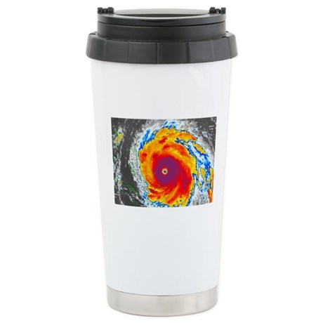 WINDS OF 2011 Stainless Steel Travel Mug
