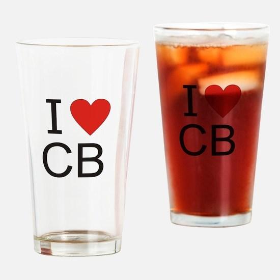 Unique Cb Drinking Glass