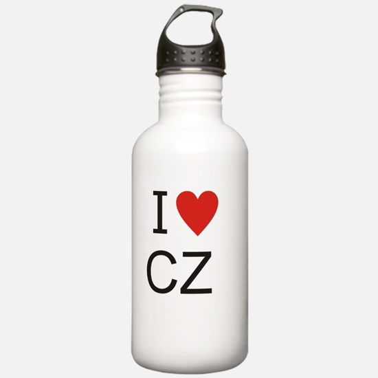 Funny Cz Water Bottle