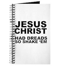 Jesus had Dreads Journal