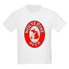 Michigan Beer Label 1 T-Shirt