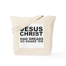 Jesus had Dreads Tote Bag