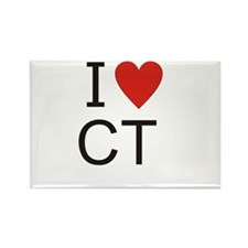 Cute Ct Rectangle Magnet