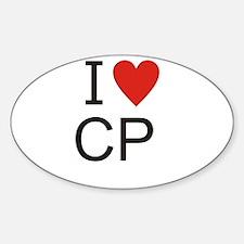 Cute Cp Decal