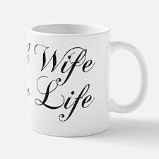 Polish Wife Happy Life Mug