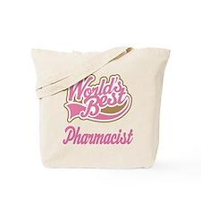 Pharmacist Gift (Worlds Best) Tote Bag