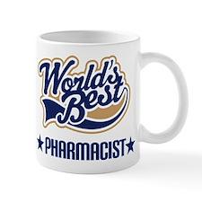 Pharmacist Gift (Worlds Best) Small Mug
