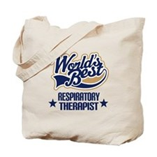 Respiratory Therapist Gift (Worlds Best) Tote Bag