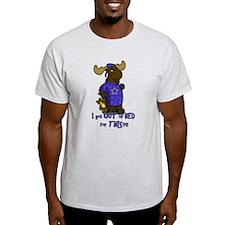 Unique Out of bed T-Shirt
