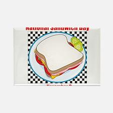 Sandwich Rectangle Magnet