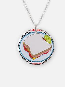Sandwich Necklace