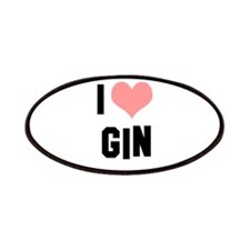 I heart Gin Patches