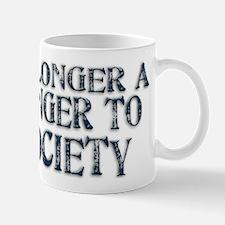 Danger To Society Mug