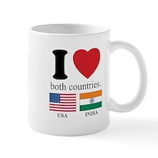 USA-INDIA Mug