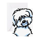 Coton de tulear Greeting Cards (10 Pack)