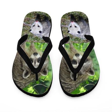 Opossum Flip Flops