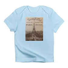 VINTAGE EIFFEL TOWER Infant T-Shirt