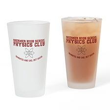 Physics Club Drinking Glass