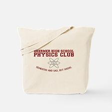 Physics Club Tote Bag
