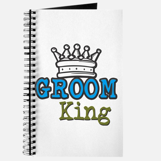 Groom King Journal