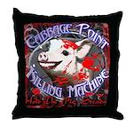 CPKM Throw Pillow