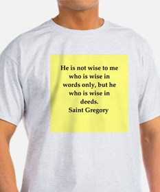 Saint Gregory T-Shirt