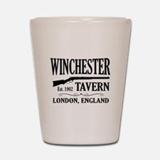 Winchester Tavern Shaun of the Dead Shot Glass