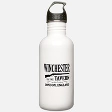 Winchester Tavern Shaun of the Dead Water Bottle
