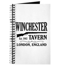 Winchester Tavern Shaun of the Dead Journal