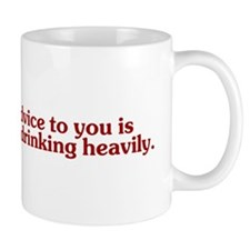 startdrinkingheavily Mugs