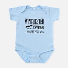 Winchester Tavern Shaun of the Dead Infant Bodysui