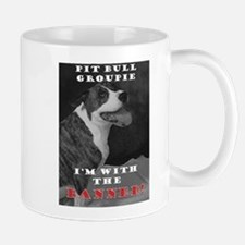 Pit Bull I'm with the banned! Mug