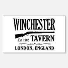 Winchester Tavern Shaun of the Dead Decal