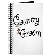 Country Western Groom Journal