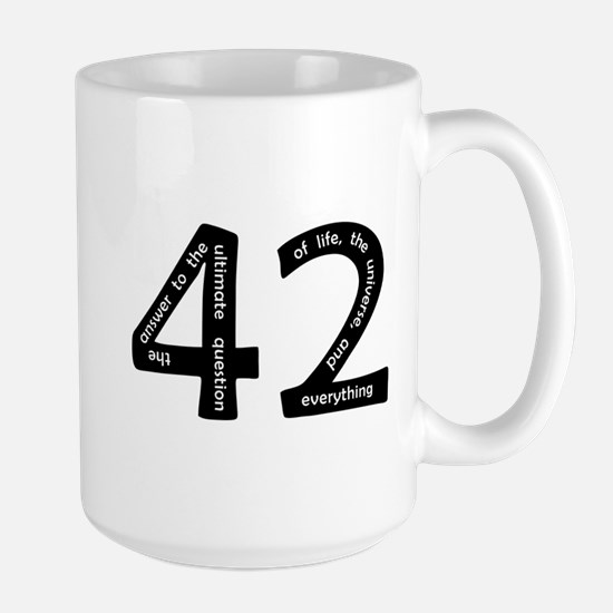 42 Large Mug