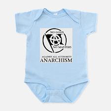 No Gods No Masters Infant Bodysuit