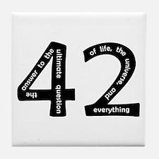 42 Tile Coaster