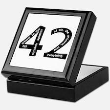 42 Keepsake Box