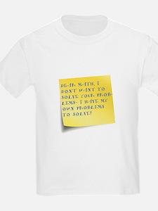 Math solve T-Shirt