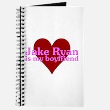 Cute Jake ryan Journal