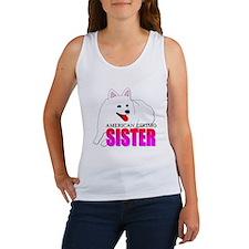 American Eskimo Dog Women's Tank Top