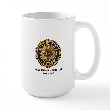 Proud Gay Veteran Large Mug