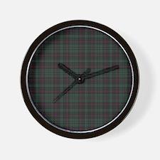 Tartan - Renwick Wall Clock