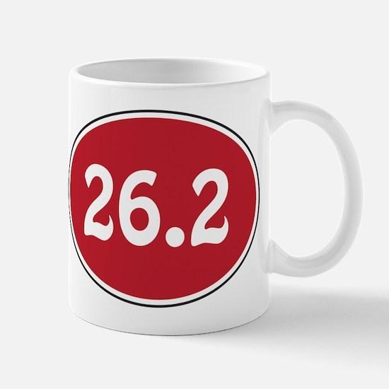 Funny La marathon Mug