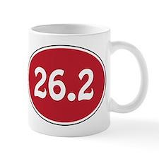 Cute 26.2 chicago Mug