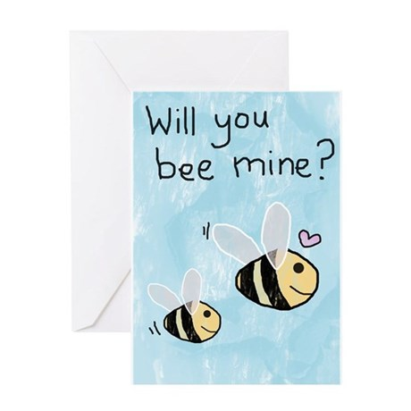 Will You Bee Mine - Happy Valentines Day