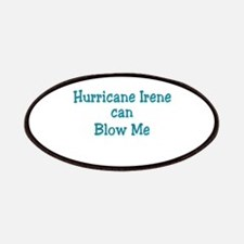 Hurricane Irene can Blow Me Patches