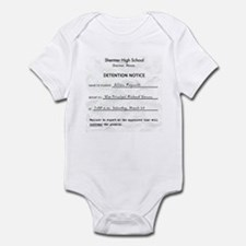 'Breakfast Club Detention' Infant Bodysuit