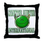 MHI Tactical Throw Pillow